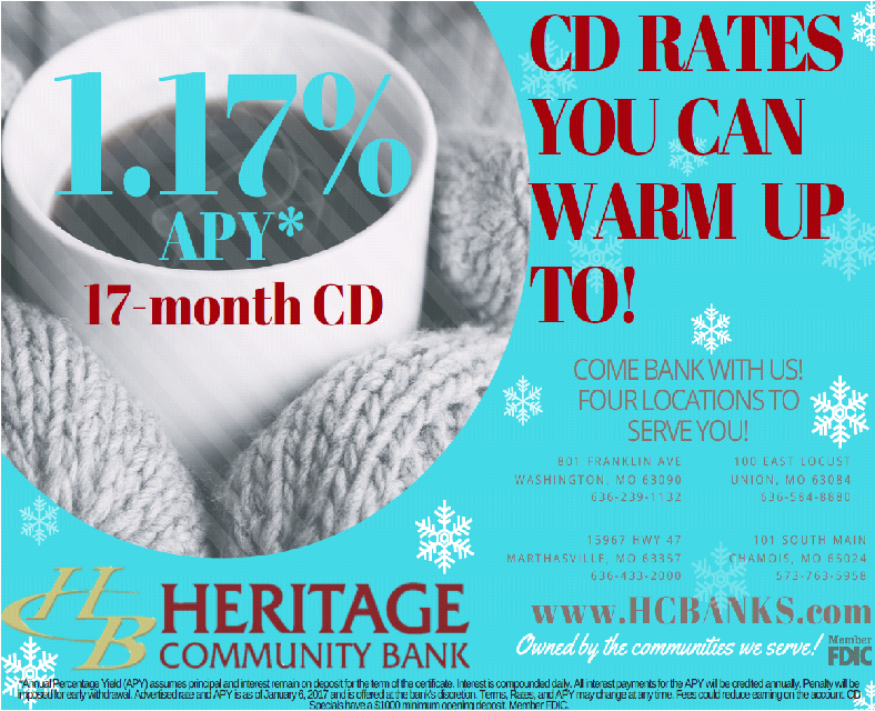 CD Rate Special